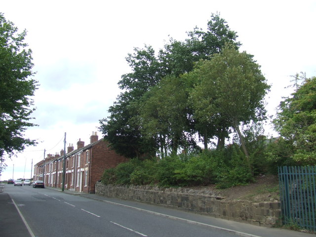 Blind Lane, Houghton-le-Spring