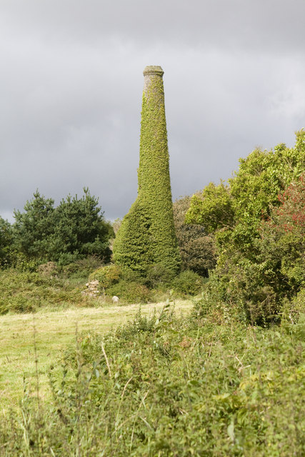 Chimney of Bullens engine house