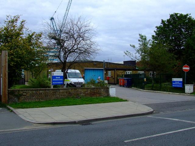 Hanwell Ambulance Station