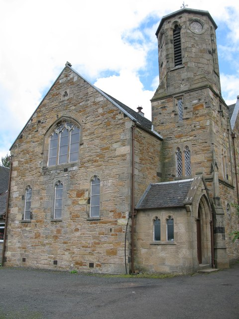 Chapelhall Parish Church