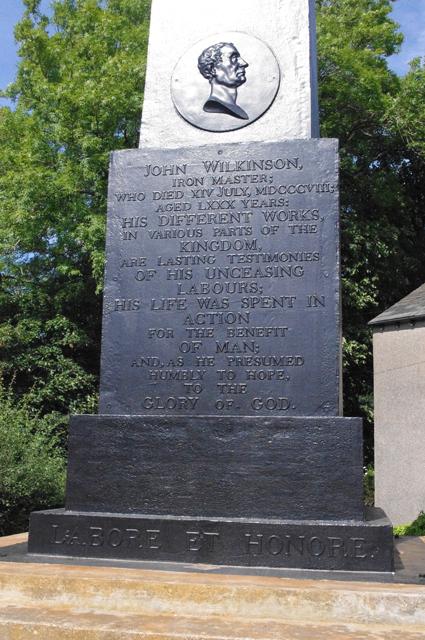 John Wilkinson memorial
