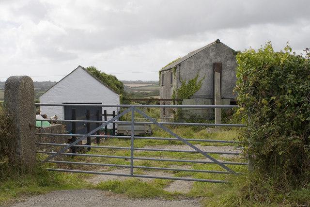 Buildings at Treweeth