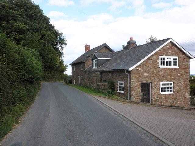 Cottage, Little Birch
