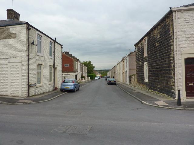 Talbot Street, Rishton