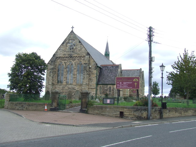 Church of St Matthew, Newbottle