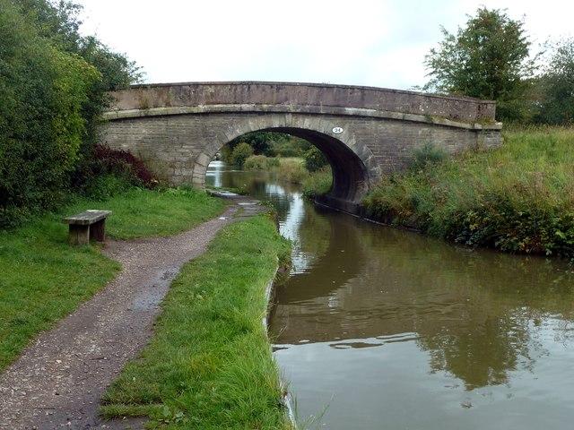 Macclesfield Canal Bridge 24