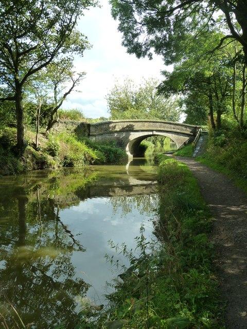 Macclesfield Canal Bridge 26
