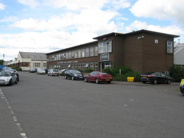 Chapelhall Industrial Estate