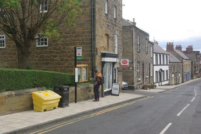 Northumberland Street, Alnmouth