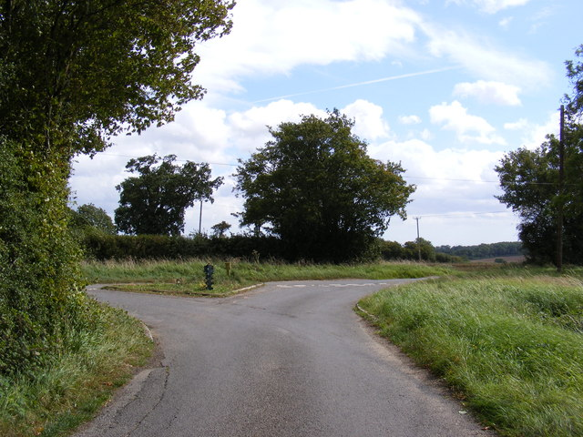 Old Park Farm Road