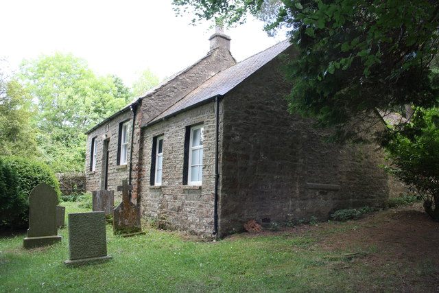 Deepdale Primitive Methodist Chapel and graveyard