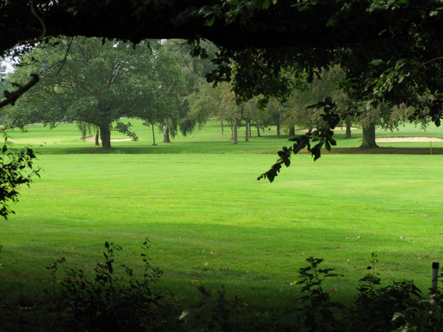 St Augustine's golf course