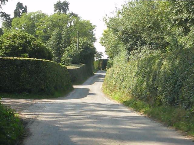 Lane at Bryan's Ground