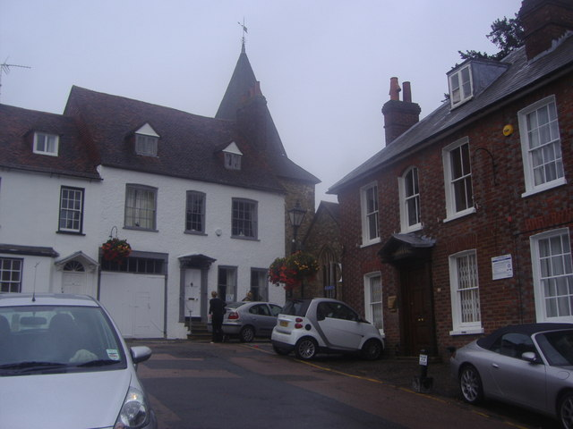 The Green and St Mary the Virgin Church, Westerham