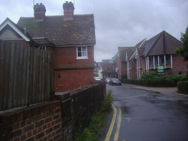 Rectory Lane, Brasted