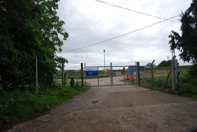 Waste Water Treatment Works, King's Barn Lane