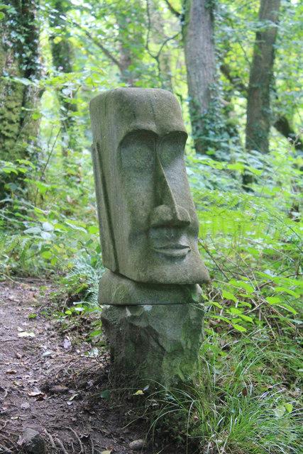 Sculptured Head