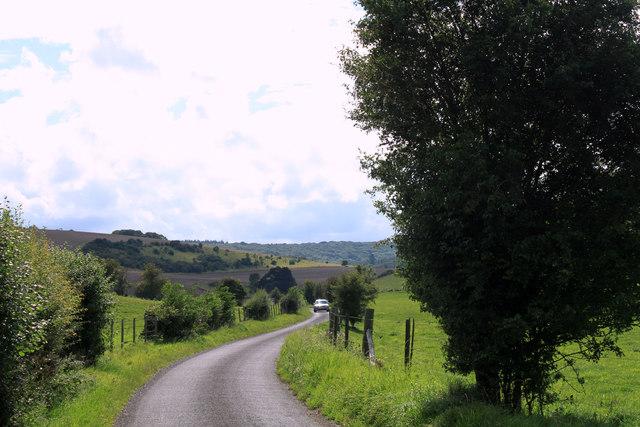 2011 : Road to nowhere, from Sherrington