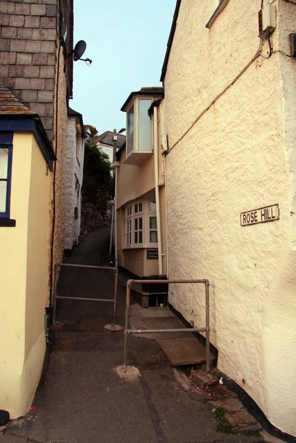 Rose Hill in Port Isaac