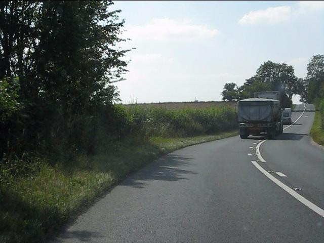 A44 west of Pembridge