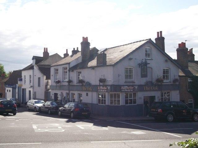 The Oak, Public House, Widmore