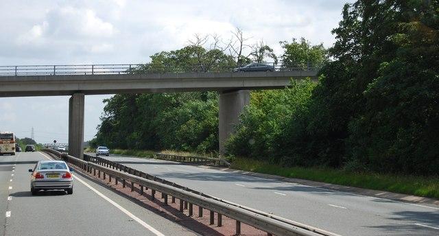 Charterhouse Bridge, A11