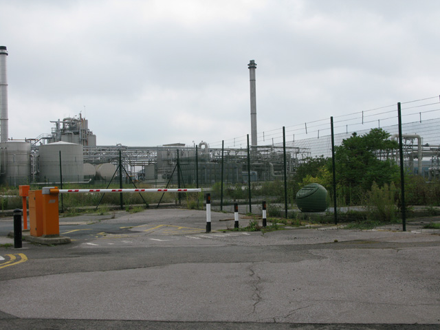 Part of the soon to close Pfizer pharmaceutical site