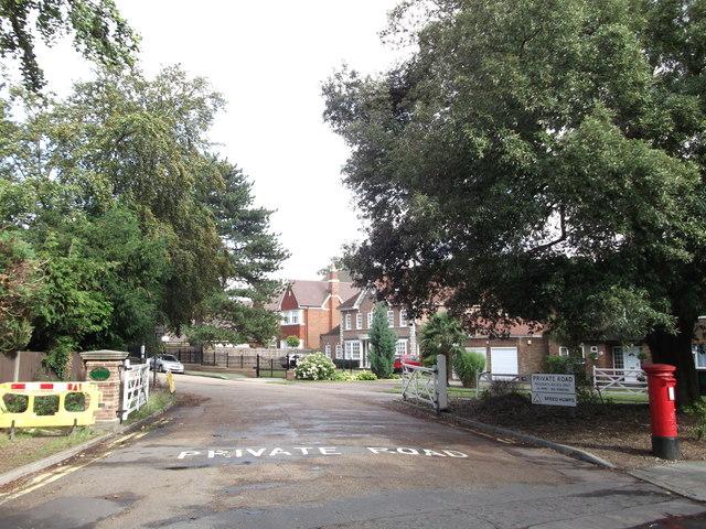 Woodlands Road, Bickley Park