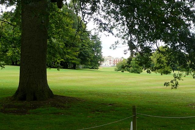 Stowe Park, golf course