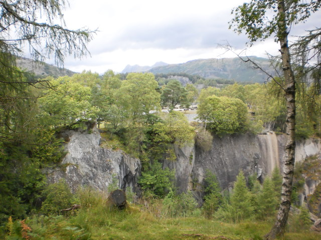 Quarry at Hodge Close