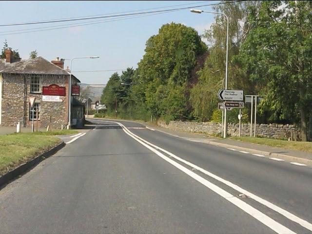 A44 in Walton