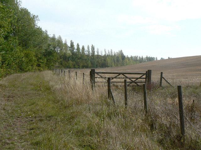 Countryside at Stragglethorpe