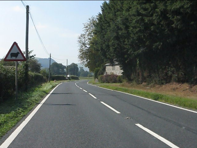 A44 at Knapp Farm