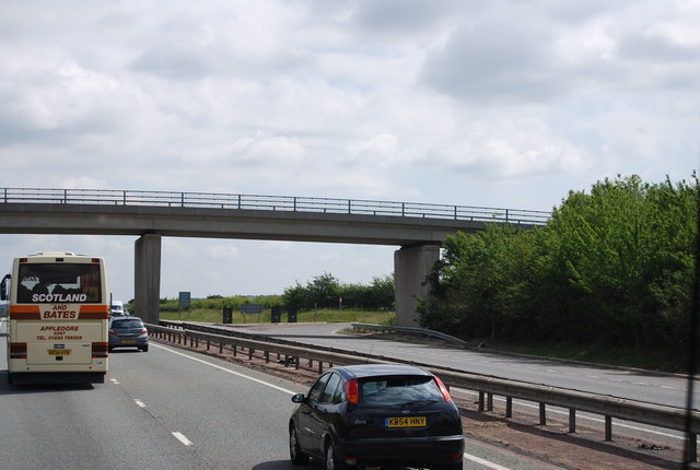 A11 junction