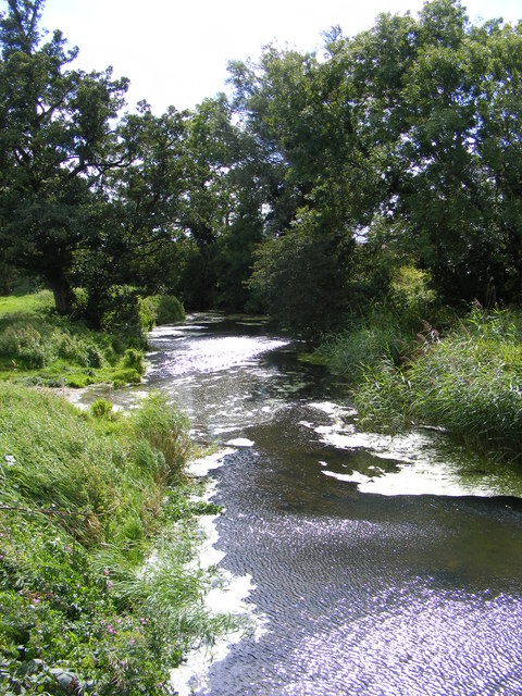 River Deben at Sanctuary Bridge