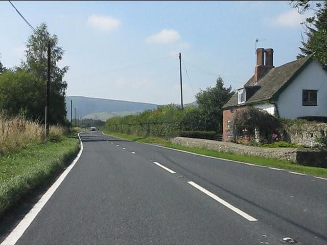 A44 at Crossway