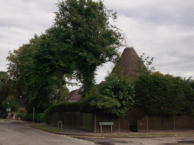 Oast House, Bromley