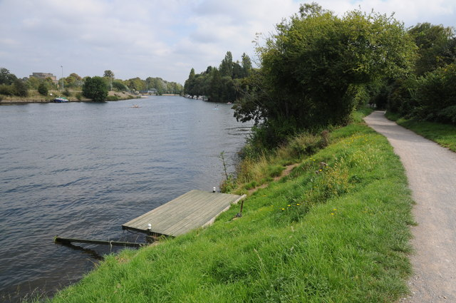 The Thames near West Molesey