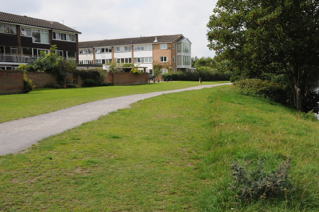 Housing at West Molesey