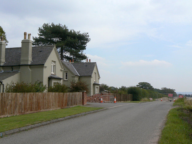 Cropwell Court Lodges