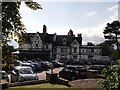 TQ4368 : Bickley Manor Hotel (2) by David Anstiss