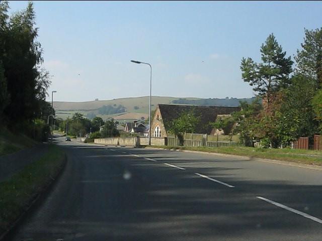 B4355 Presteigne bypass