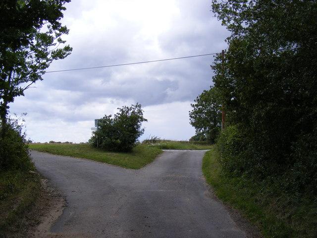 Sandy Lane junction