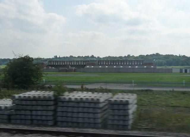 Newbury : Newbury Race Course