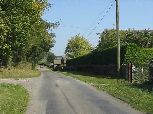 Lane at Home Farm