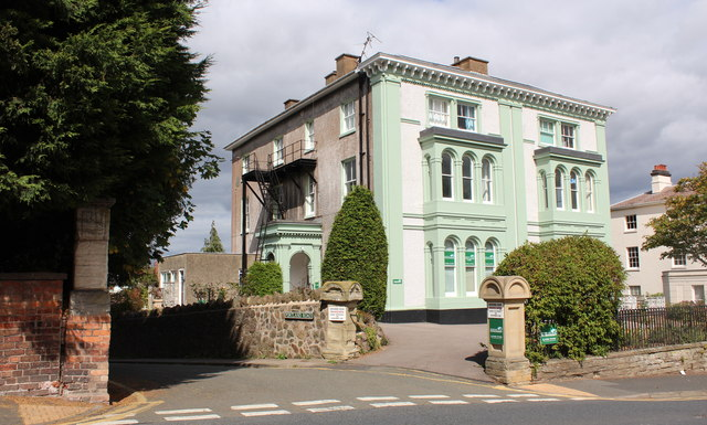 Grosvenor House, Church Street, Malvern