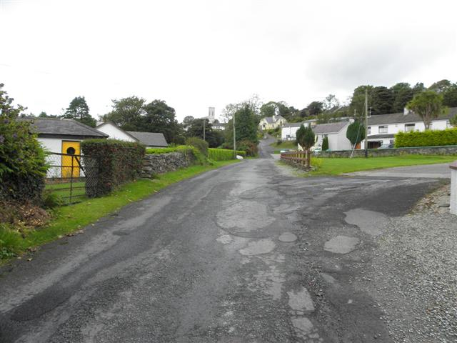 Church Brae, Greencastle
