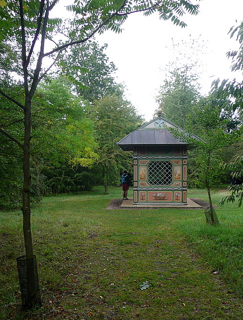 Stowe Park, Chinese House