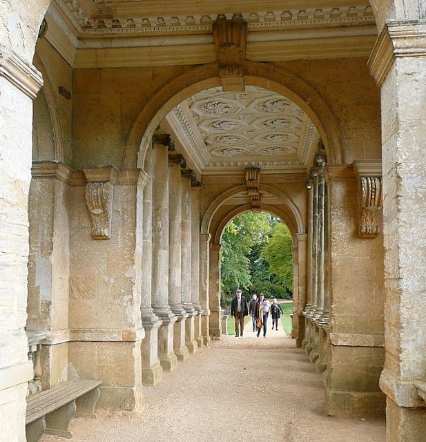 Stowe Park, Palladian Bridge