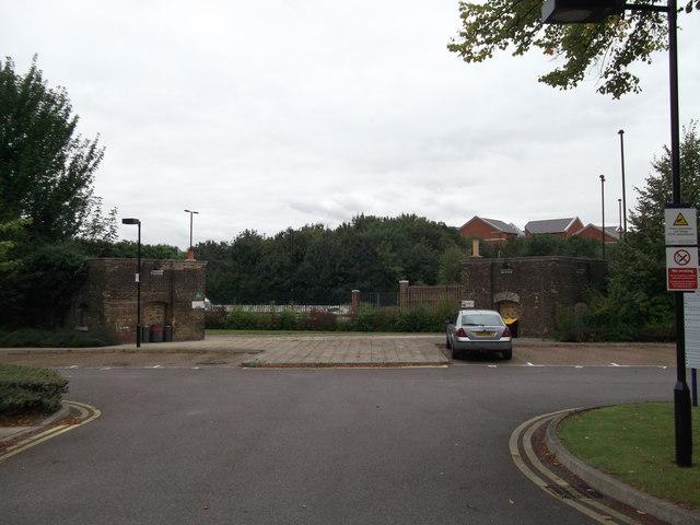 Former Lodges of HMS Pembroke